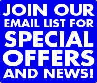 Receive Special Offers in your Email